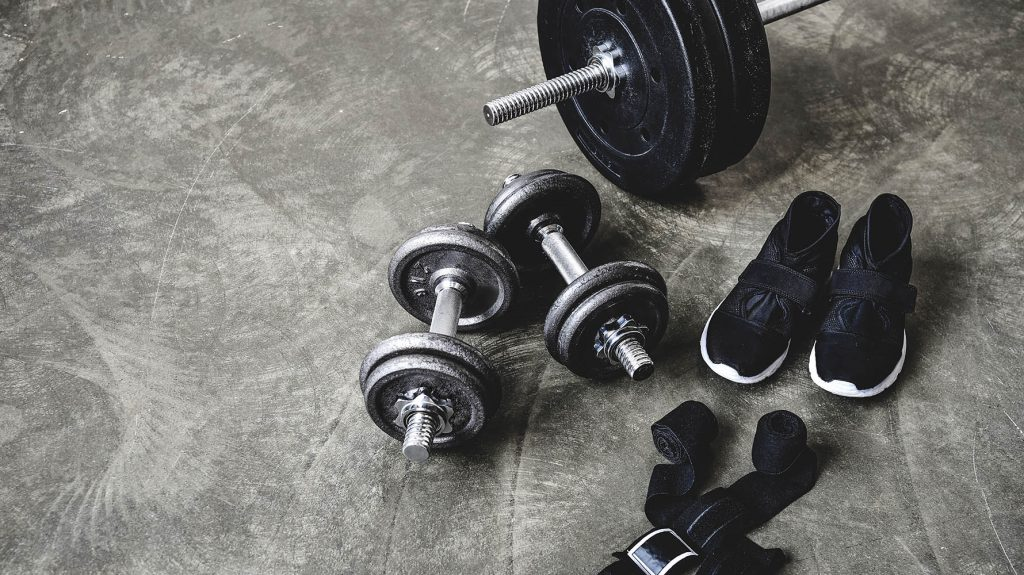 factors for creating a workout plan